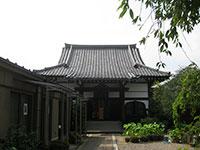 常徳寺本堂