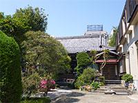 還国寺本堂