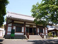 日輪寺本堂