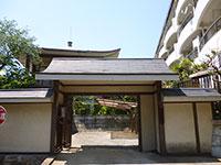 生西寺参道