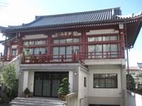 徳雲寺本堂