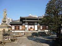 大円寺本堂