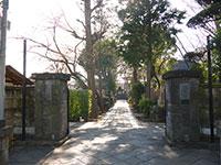 大林寺山門