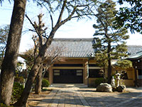 大林寺本堂