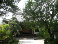栄松院本堂