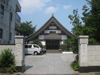 高林寺山門