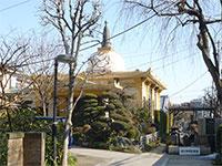 専西寺本堂