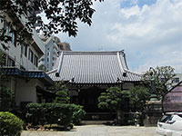 瑞泰寺本堂