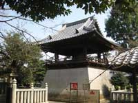 護国寺鐘楼