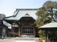 本傳寺本堂