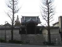 本傳寺山門