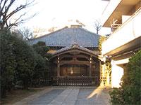 高源院本堂