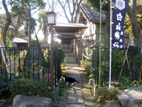 白山神社境内社