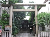 桜木神社鳥居