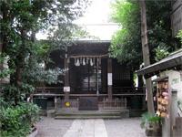桜木神社拝殿