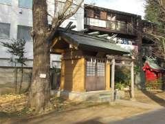 駒込天祖神社地蔵堂