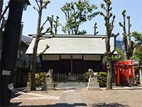 小石川諏訪神社