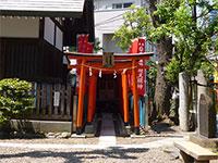 境内社思の森稲荷神社