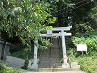 水神社鳥居