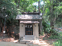 水神社社殿