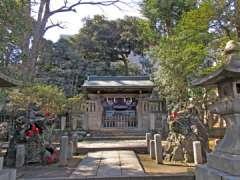 境内社駒込稲荷神社