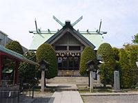 簸川神社社殿