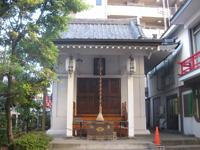妻恋神社拝殿