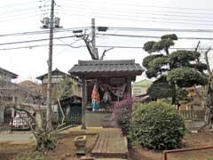 照妙院内愛宕神社