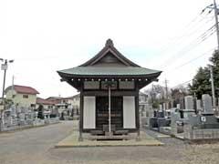 長光院隣接の阿弥陀堂