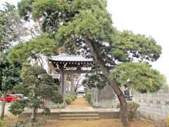 龍泉寺山門