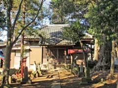 青山八幡神社