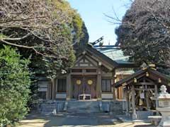 北星神社社殿