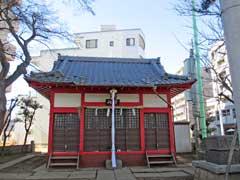 白山八坂神社