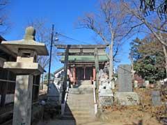 緑香取神社