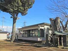 緑香取神社神楽殿