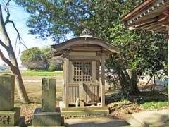 根戸新田水神社社殿