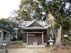 岡発戸八幡神社