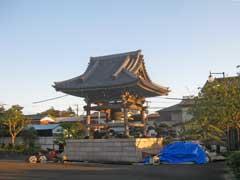 福正寺鐘楼