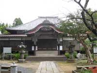 大巌寺本堂
