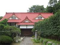 大巌寺客殿
