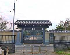 宝幢寺山門