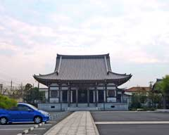 宝幢寺本堂