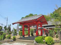 浄泉寺山門