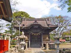 稲荷神社社殿