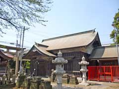 稲荷神社社務所