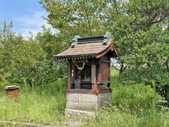 境内社疱瘡神社