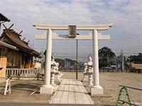 秋葉神社鳥居