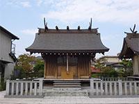 秋葉神社(昆陽神社)