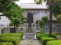 青木昆陽墓