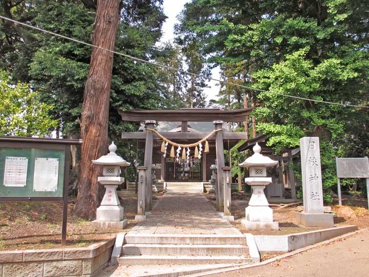 山王日吉神社境内遺跡